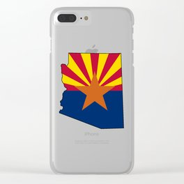 Arizona Clear iPhone Case