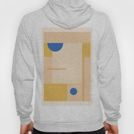 Minimal Geometric Shapes 97 Hoody