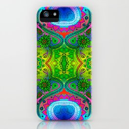Seed 2 the Soul iPhone Case