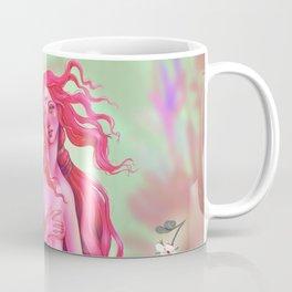 Enlightened Venus  Coffee Mug