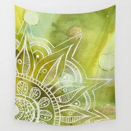 Goldzen Lining Wall Tapestry
