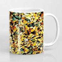 stone Mugs featuring Stone by sasan p