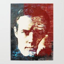 Idols - Marlon Brando Poster