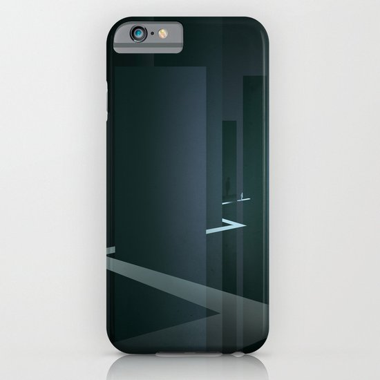 Smooth Minimal - Silver Surfer iPhone & iPod Case