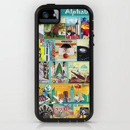 Alphabet City iPhone Case