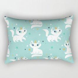 Magical Unicats! Rectangular Pillow