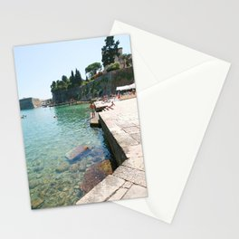 Greece Paradise Stationery Cards