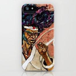 Afroooooooo iPhone Case