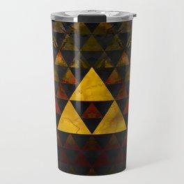 Ganondorf Geometry Travel Mug