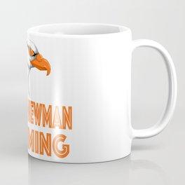 Carson-Newman Swimming OrangeOrange Coffee Mug