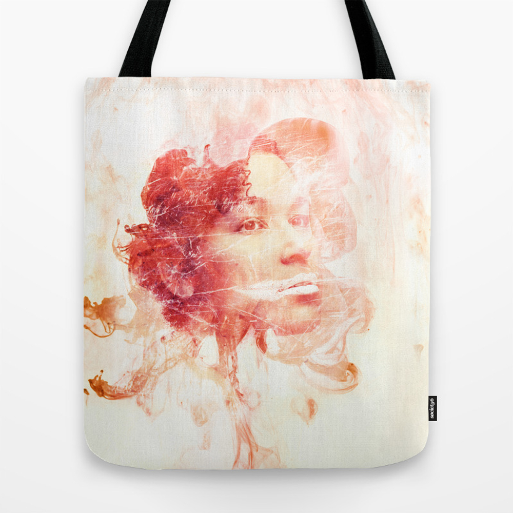 Orange Beauty Tote Purse by Photoplace (TBG9566869) photo
