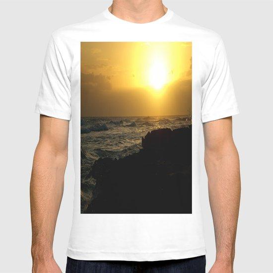 hawaii Sunset Series B T-shirt