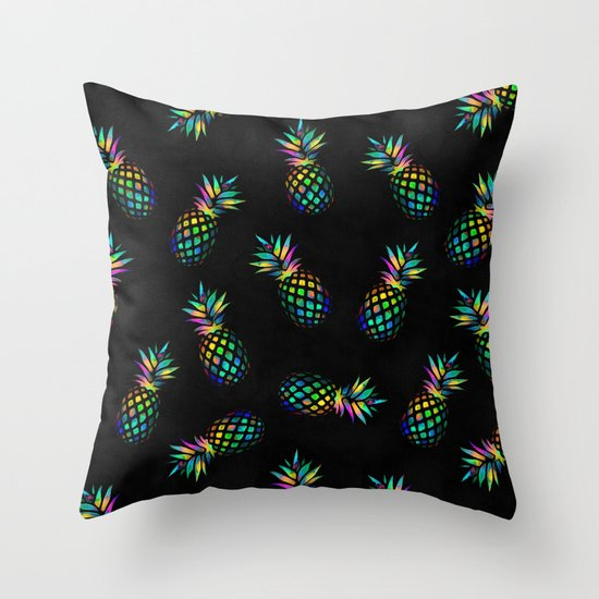 Iridescent pineapples by catyarte