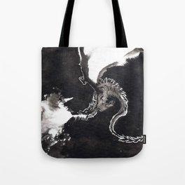 ink dragon Tote Bag