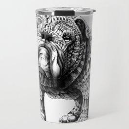 English Bulldog Travel Mug