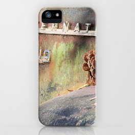 International Truck in Old Car City iPhone Case