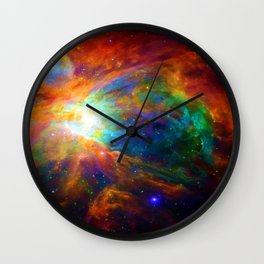 Orion Chaos Wall Clock