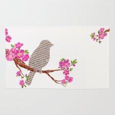 Love Bird Rug
