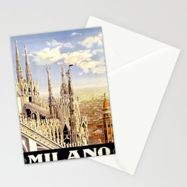 Vintage poster - Milano Stationery Cards