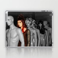 I am not a robot Laptop & iPad Skin