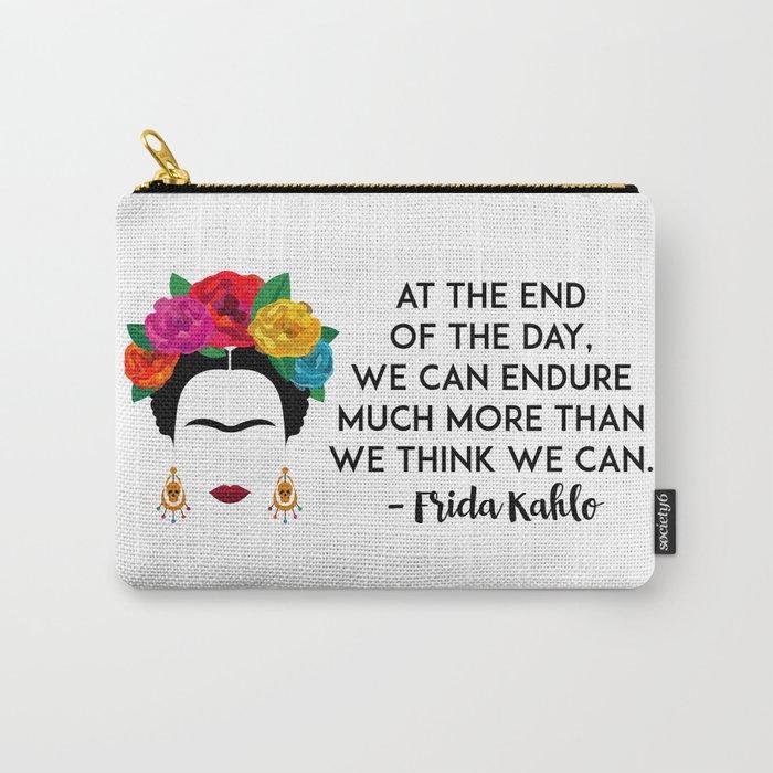 Frida's Strength Tasche