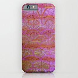 Always Make Adjustments to Patterns iPhone Case
