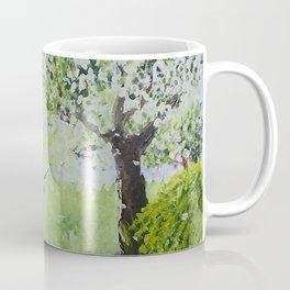 White Spring Coffee Mug