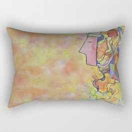 cores Rectangular Pillow