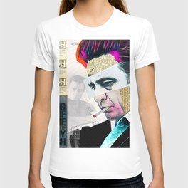 Johnny Cash - The Man In Black T-shirt