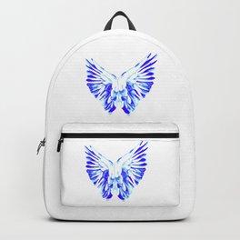 Blue Angel Wings Backpack