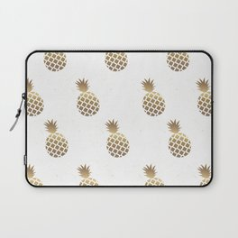 Golden Pineapples Laptop Sleeve