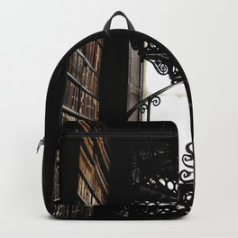 Trinity College Library Spiral Staircase Backpack