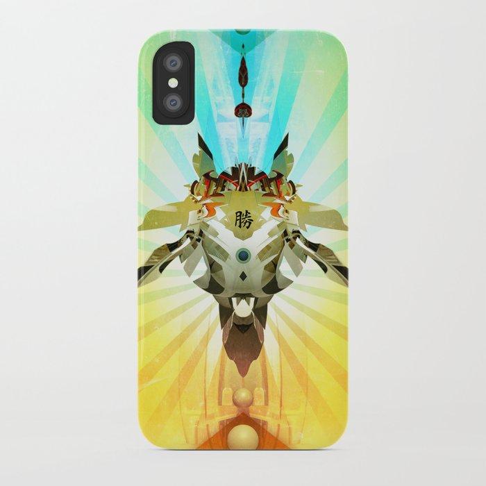 Chubbot! iPhone Case