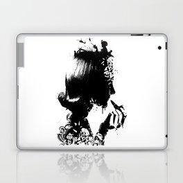 WOMAN SOLDIER Laptop & iPad Skin