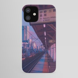 5 AM in Tokyo iPhone Case