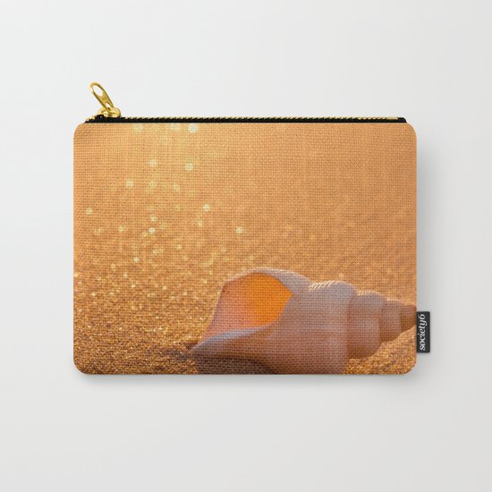 Golden lights Carry-All Pouch