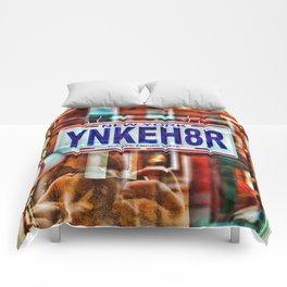 Yankee Hater Comforters
