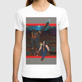 """Disturbed Remains"" Darrell Merrill T-shirt"