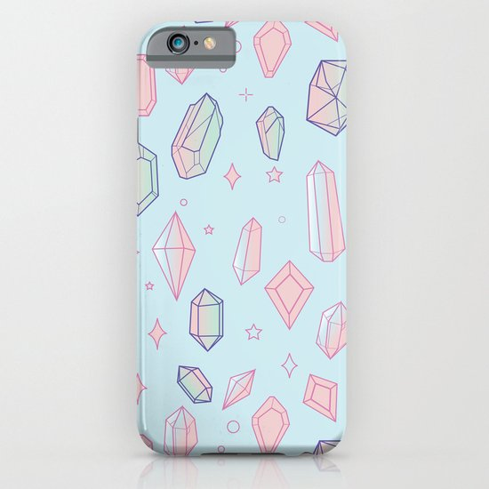 Crystal Universe iPhone & iPod Case