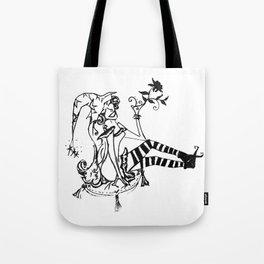 Witchette Tote Bag