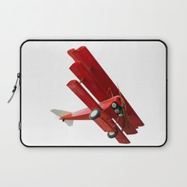 Red Fokker Laptop Sleeve