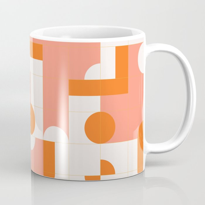 Puzzle Tiles #society6 #pattern Coffee Mug