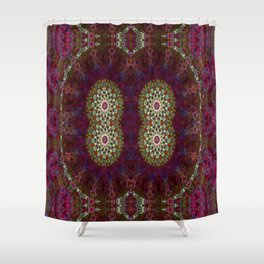 Meditate Shower Curtain