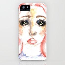 CLOWNISH. iPhone Case