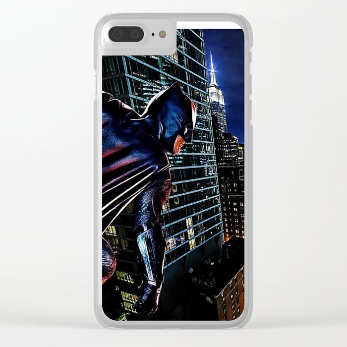 The Hunt Clear iPhone Case