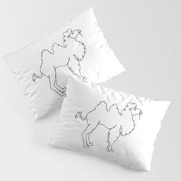 Lusty Camel Pillow Sham