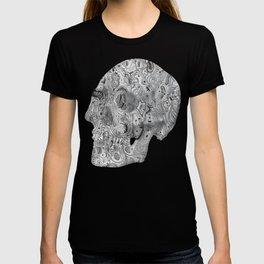 Histological section of my inner world (#4);original version T-shirt