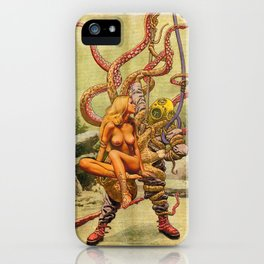 Twisted Games iPhone Case