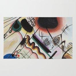 Wassily Kandinsky - Black spot Rug