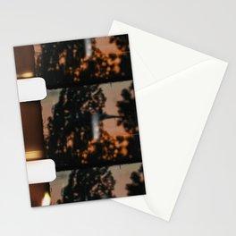 8mm vintage camera film  Stationery Cards